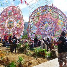 dia de los muertos en Sacatepequez