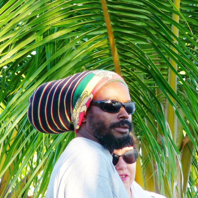 Garifuna day in Livingston