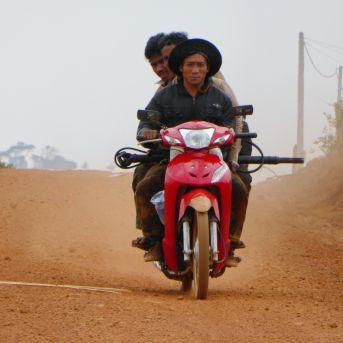 dusty trip