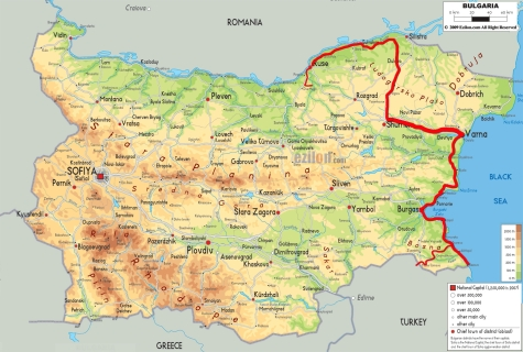Route Bulgaria