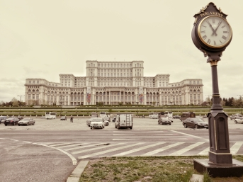 The Parliament in Bucharest
