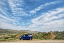 Der Vashlovani Nationalpark ist und bleibt das Highlight
