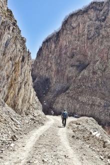 Truso Gorge