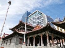 Chojin Lama Temple Museum in Ulaanbaatar