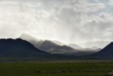es regnet wieder mal im Altai