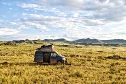 Schlafen im Altai