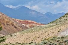 Unterschiedliche Formationen bei Mars 1