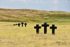 Spassk, grösste Gedenkstätte für Gulag