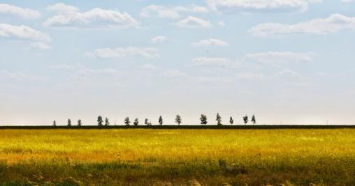 Toskanafeeling in der kasachischen Steppe