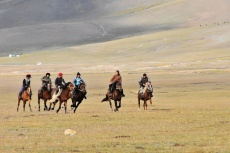 Pferdesport auf 3000m Höhe