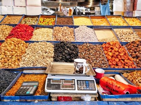 Osh Markt in Bischkek