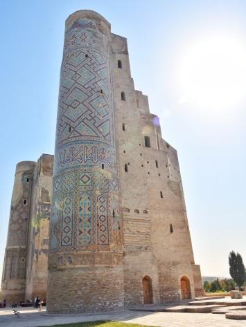 Unesco Weltkulturerbe in Shahrisabz
