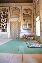 typisch usbekisches Haus