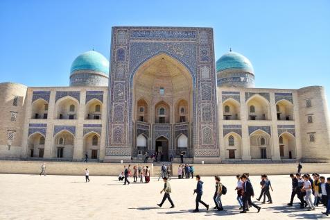 Invasion auf die Kalon Moschee