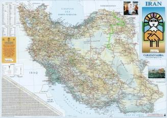 Route Nord Iran