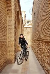 enge Gässchen in Shiraz