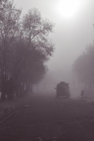 auf in die Nebelsuppe