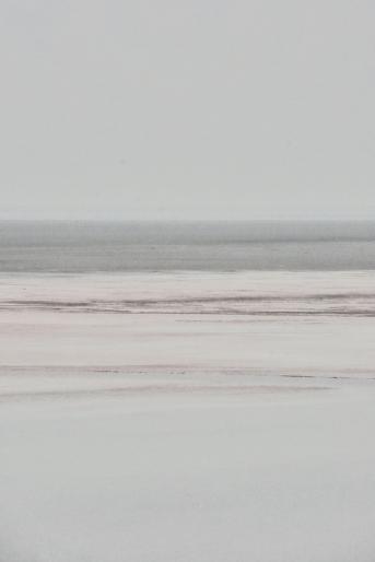 leider kein Sonnenschein am Urmiasee