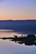 Abendstimmung am Tödürge Gölü
