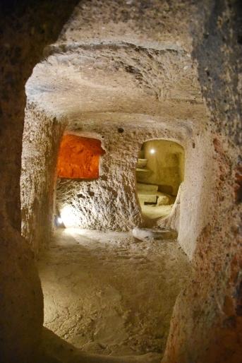 Untergrundstadt Kaymakli