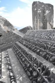 Reliefs in Xanthos