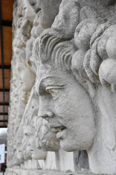 Aphrodisias hat viele Gesichter