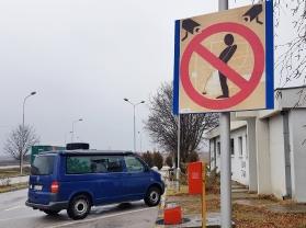 tja, das sind die Regeln in Mazedonien